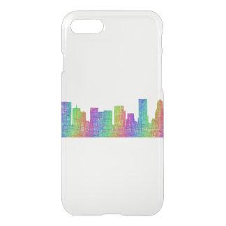 Portland skyline iPhone 7 case
