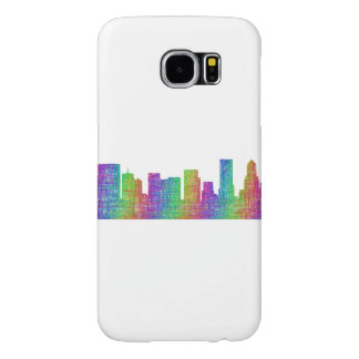 Portland skyline samsung galaxy s6 cases