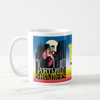 Portland Skyliners Tall Club Mug