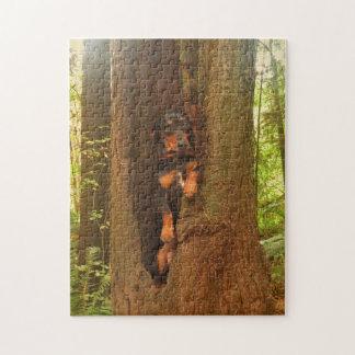 Portland Tree Jigsaw Puzzle
