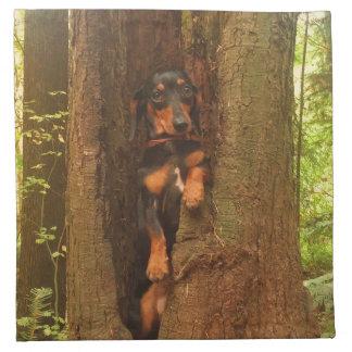 Portland Tree Napkin