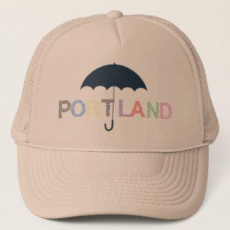 Portland Umbrella Baseball Cap Trucker Hat