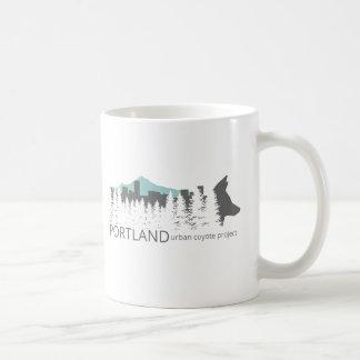 Portland Urban Coyote Project Coffee Mug