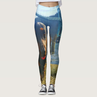 Portland With Love Leggings