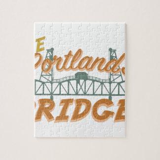 Portlands Bridges Jigsaw Puzzle
