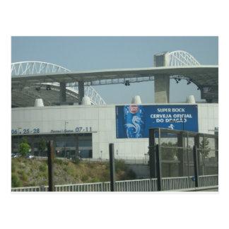 Porto Dragon Stadium 2 Postcard