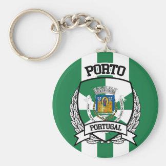 Porto Key Ring