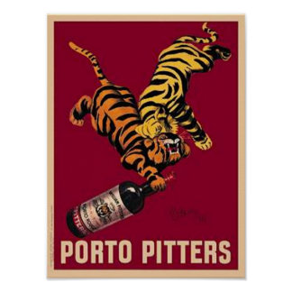Porto Pitters Poster