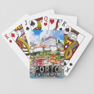 Porto Playing Cards