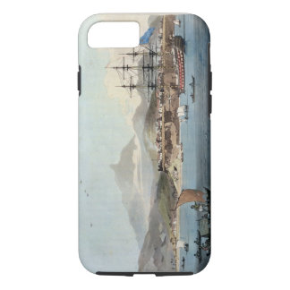 Porto Praya in the Island of St. Jago, plate 4 fro iPhone 7 Case