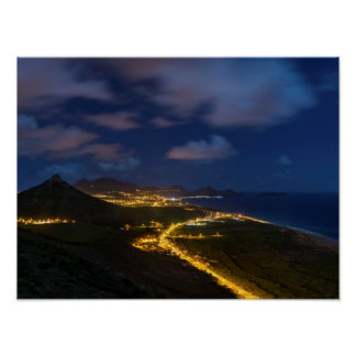 Porto Santo Poster