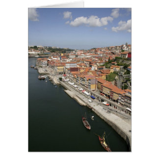 Porto view card