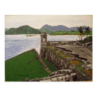 PortoBello, Panama Postcard