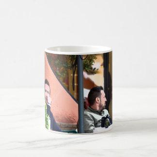 Portofino Caffe Basic White Mug