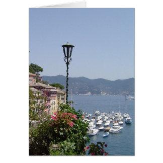 Portofino, Italy Blank All Occasion Card