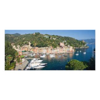 Portofino  panorama photograph