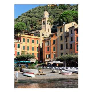 Portofino Postcard
