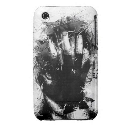 portrait iPhone 3 Case-Mate case