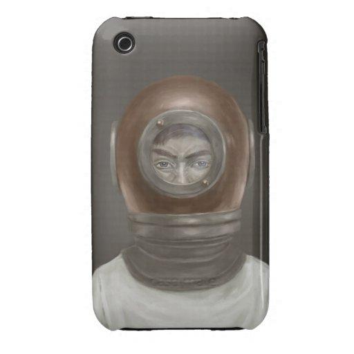 portrait iPhone 3 case