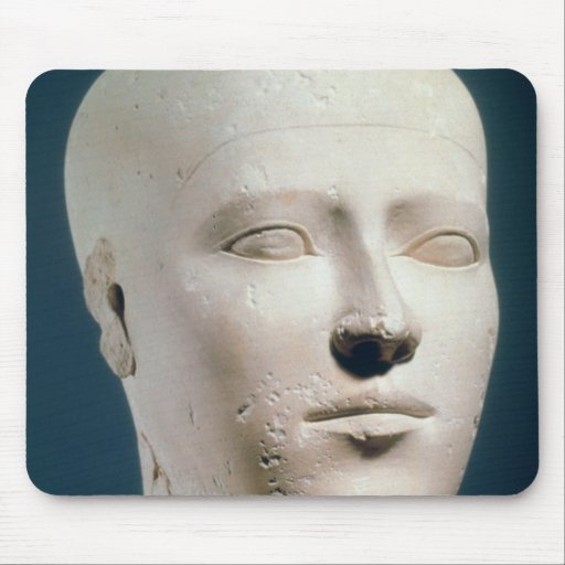 Portrait from the graves of the Giza Mousepads