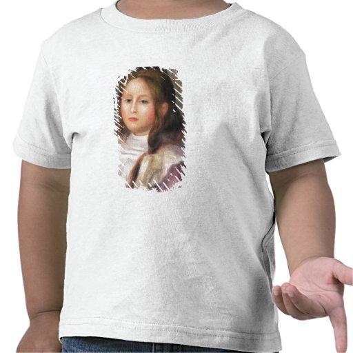 Portrait of a child, c.1910-12 tee shirts