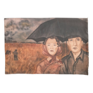 Portrait Of A Dream Pillowcase
