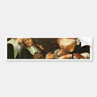 Portrait Of A Family By Joachim Luhn (Best Quality Bumper Stickers