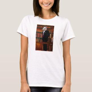 Portrait of a Gentleman Terrier T-Shirt