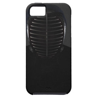 Portrait of a Kendo Fencer 5 Tough iPhone 5 Case