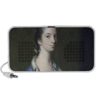 Portrait of a Lady, 1758 Mp3 Speaker