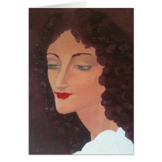 Portrait of a Lady (2014) detail Card