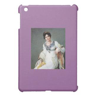Portrait of a lady iPad mini covers