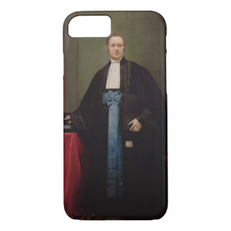Portrait of a Lawyer in his Library, 1852 (oil on iPhone 7 Case