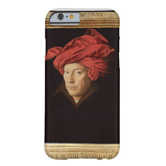 Portrait of a Man, 1433 (oil on oak) (see also 422 Barely There iPhone 6 Case