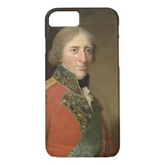Portrait of a Man (oil on canvas) iPhone 7 Case