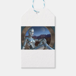 Portrait of a Memory Gift Tags