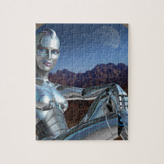 Portrait of a Memory Jigsaw Puzzle
