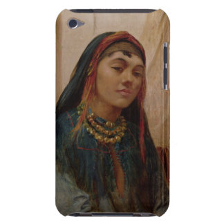 Portrait of a Middle Eastern Girl, c.1859 (oil on Barely There iPod Cases