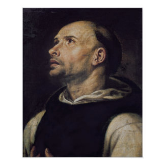 Portrait of a Monk Poster