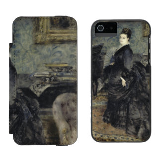 Portrait of a Woman by Pierre-Auguste Renoir Incipio Watson™ iPhone 5 Wallet Case