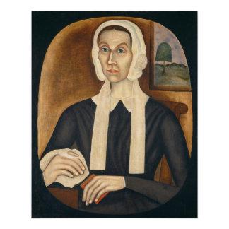 Portrait of a Woman, c. 1845 (oil on canvas)