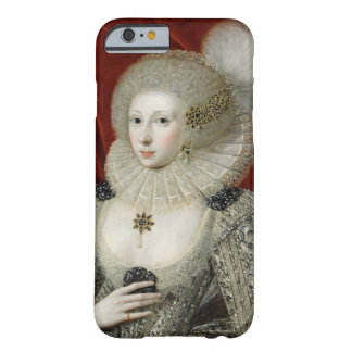 Portrait of a woman, possibly Frances Cotton, Lady Barely There iPhone 6 Case