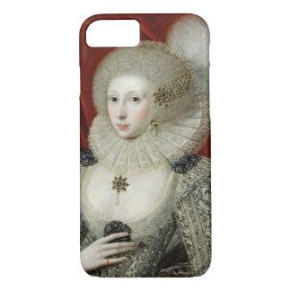 Portrait of a woman, possibly Frances Cotton, Lady iPhone 7 Case