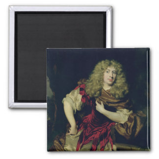 Portrait of a Young Man, 1676 Magnet