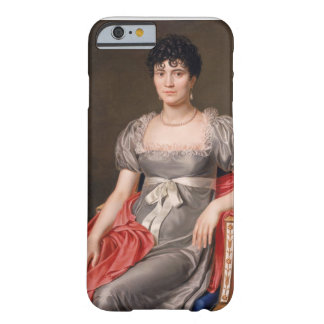 Portrait of a Young Woman Seated Three-Quarter Len Barely There iPhone 6 Case