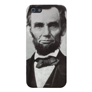 Portrait of Abe Lincoln 2 Case For The iPhone 5