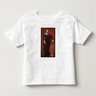 Portrait of Abel Janszoon Tasman Toddler T-Shirt