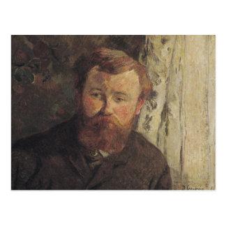 Portrait of Achille Granchi Taylor, 1885 Postcard