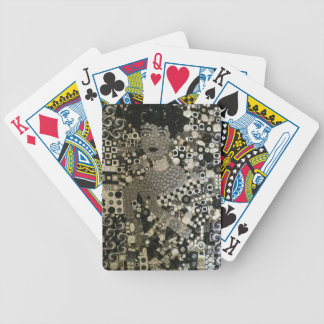 Portrait of adele bicycle playing cards