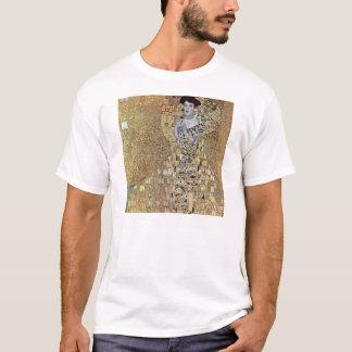 Portrait of Adele Bloch-Bauer I  by Gustav Klimt  T-Shirt